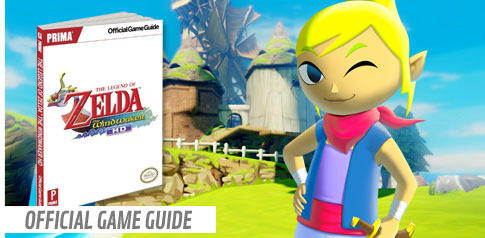 Wind Waker HD Official Strategy Guide