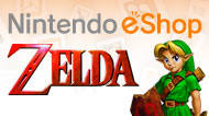 Legend of Zelda eShop games