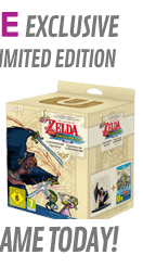 Exclusive Ganondorf Limited Edition (WiiU)