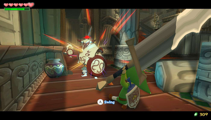 Zelda Wind Waker HD Screenshot 10