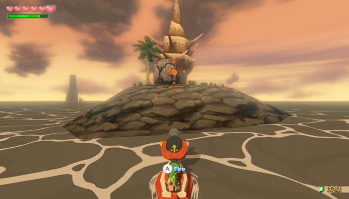 Zelda Wind Waker HD Screenshot 02