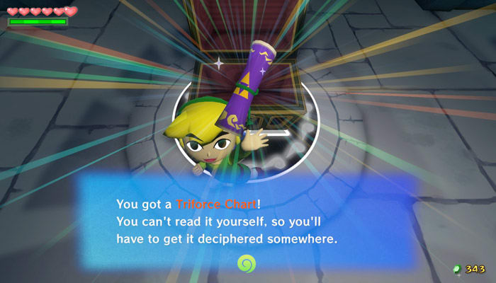 Zelda Wind Waker HD Screenshot 03