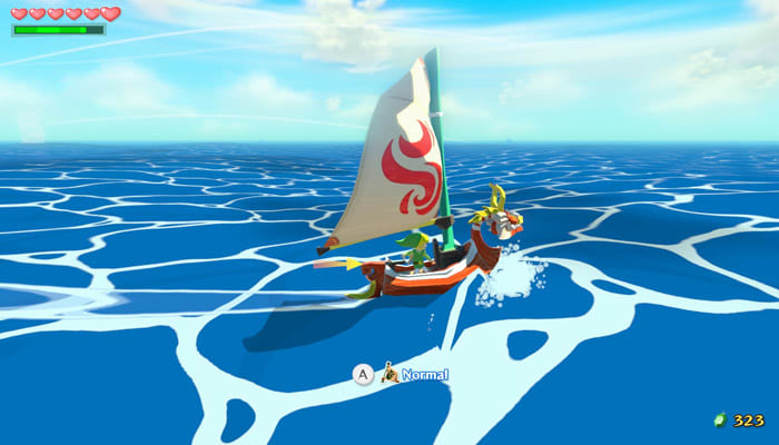 Zelda Wind Waker HD Screenshot 04