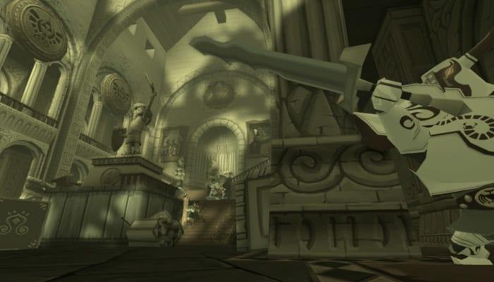 Zelda Wind Waker HD Screenshot 05