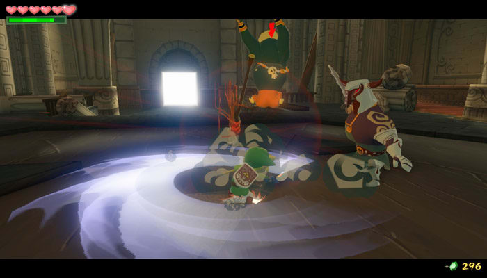 Zelda Wind Waker HD Screenshot 06