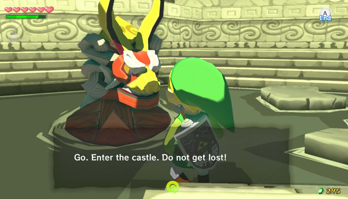 Zelda Wind Waker HD Screenshot 07