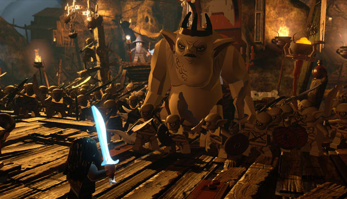 LEGO The Hobbit Screenshot 01