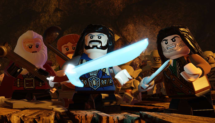 LEGO The Hobbit Screenshot 02