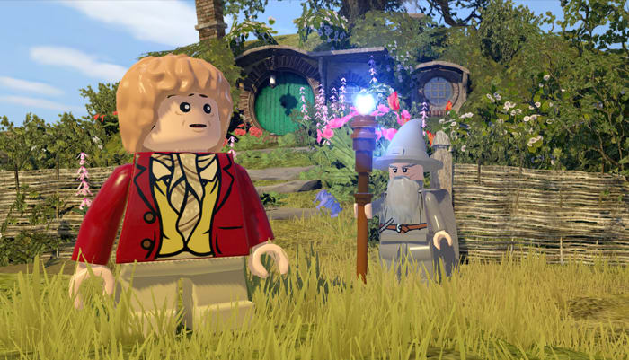 LEGO The Hobbit Screenshot 03
