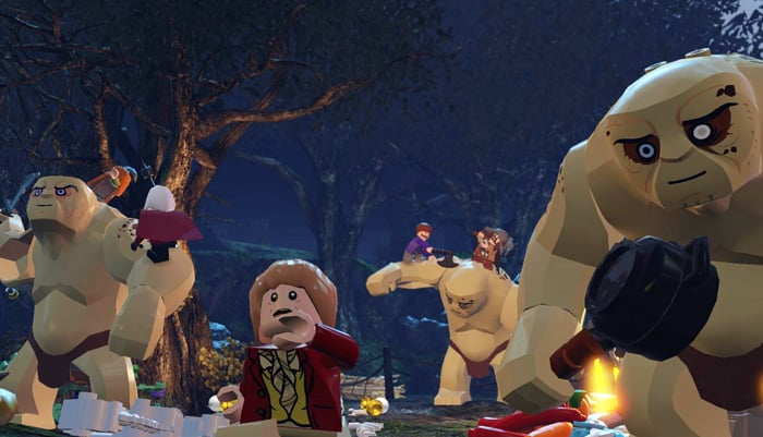 LEGO The Hobbit Screenshot 04