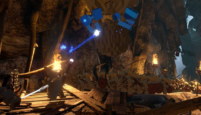 LEGO The Hobbit Screenshot 05