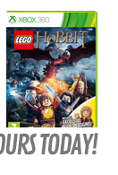 LEGO The Hobbit on Xbox 360