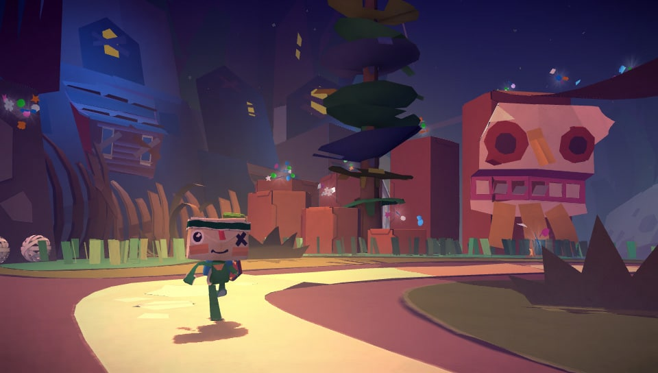 Tearaway Screenshot 01