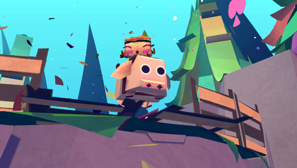 Tearaway Screenshot 04
