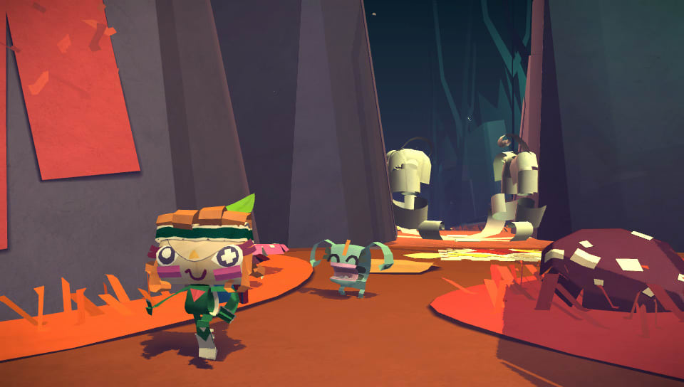 Tearaway Screenshot 07