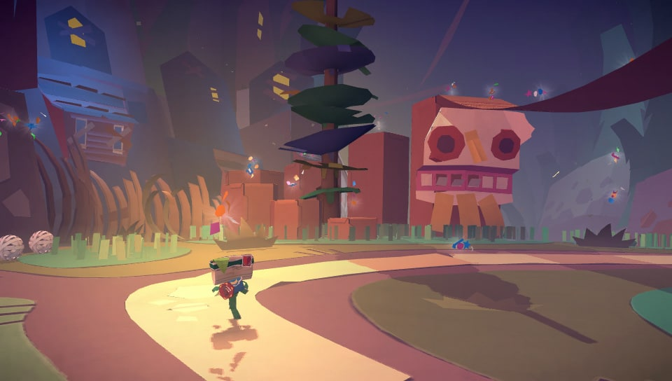 Tearaway Screenshot 10