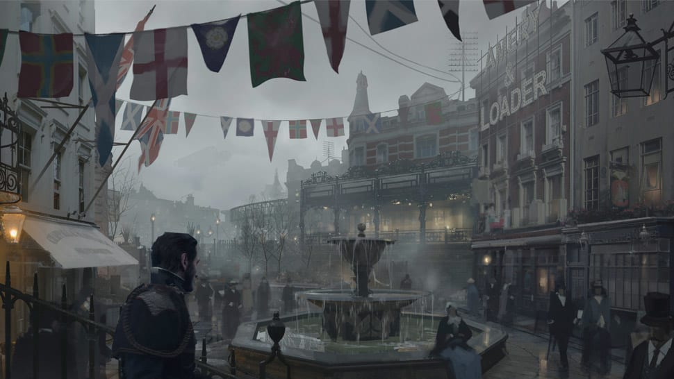 The Order 1886 Screenshot 01