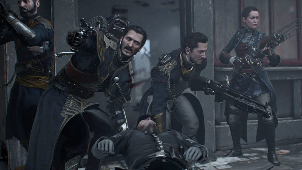 The Order 1886 Screenshot 06