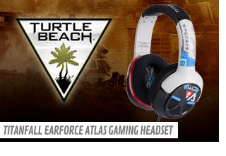 Titanfall Earforce Atlas Gaming Headset for Xbox One, Xbox 360 and PC