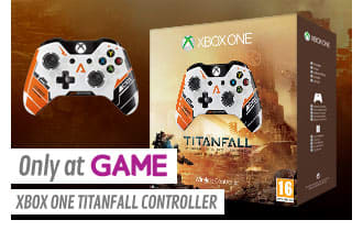 Xbox One Titanfall Wireless Controller - Only at GAME