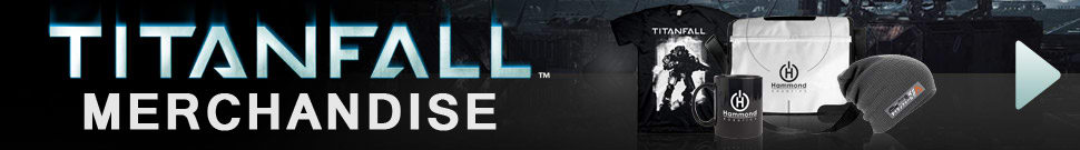 Titanfall Merchandise