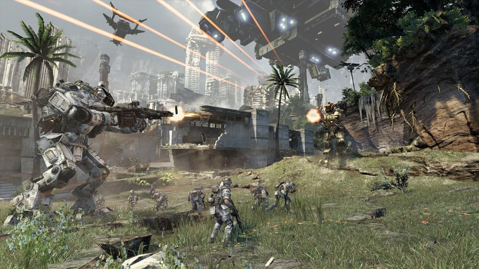 Titanfall on Xbox One at GAME