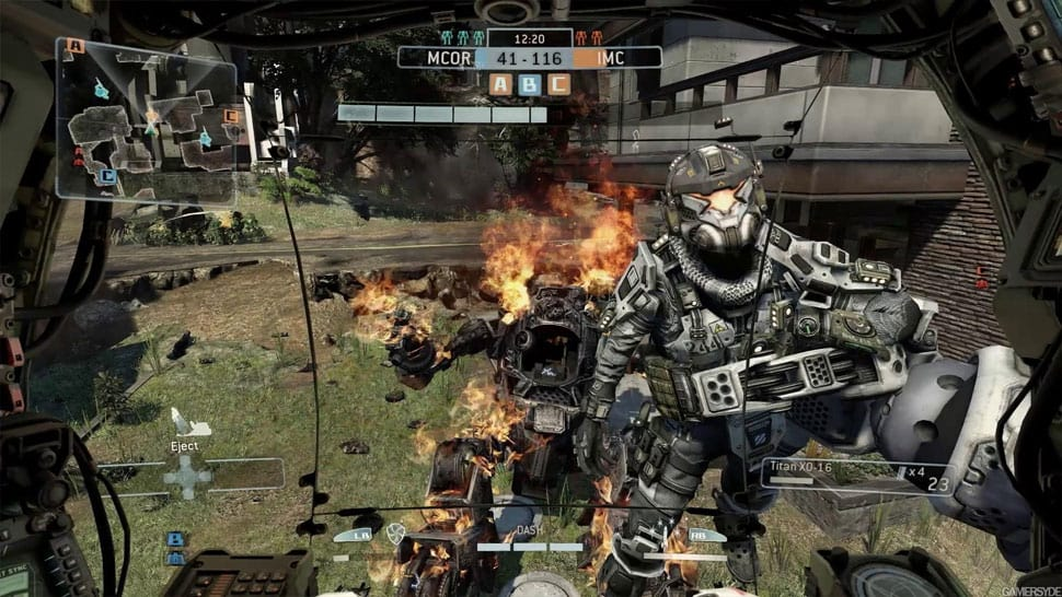 Titanfall preview for Xbox One and PC at GAME