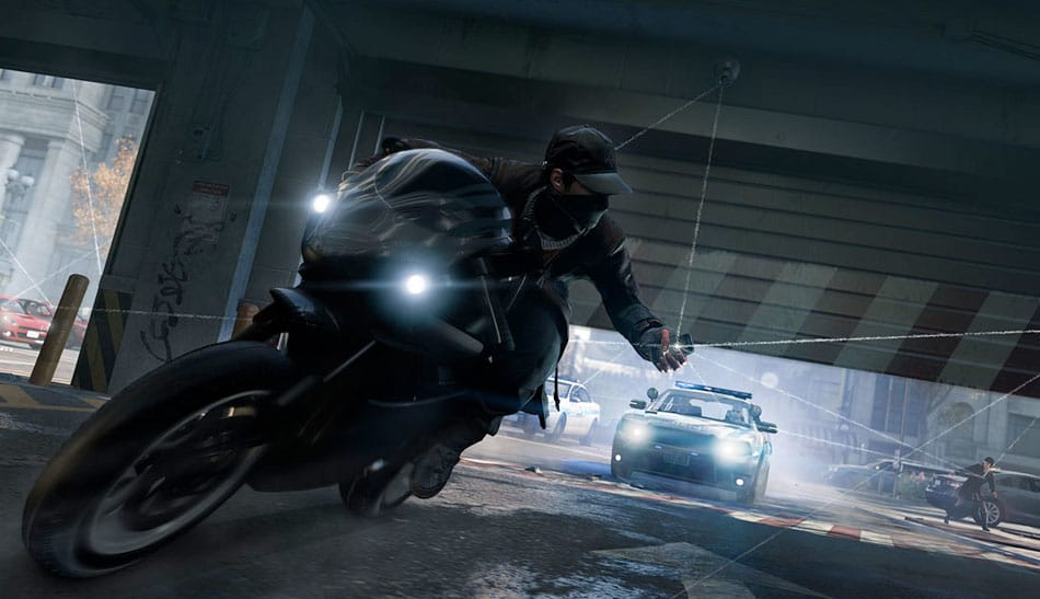 Watch_Dogs frame rate news from GAME.