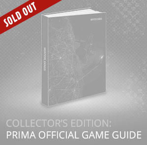 Watch Dogs Collectors Edition: Prima Official Game Guide