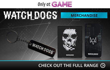 Watch Dogs Merchandise