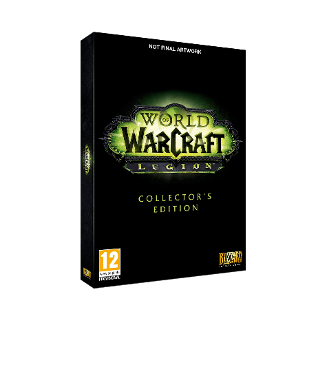 World of Warcraft: Legion Collector;s Edition - Pre-order Now at GAME.co.uk!