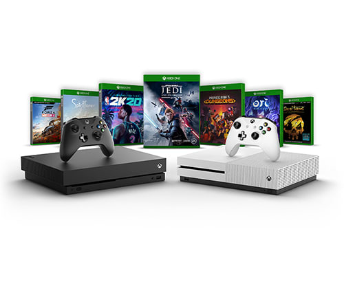 The only console designed to play the best games of the past, present and future