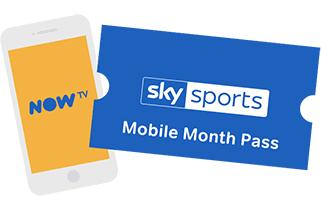 Sky Sports Smartphone Pass