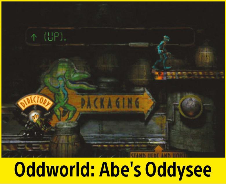 Oddworld: Abe's Odysee