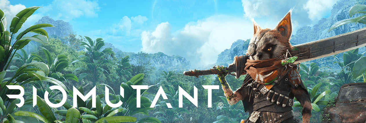 BIOMUTANT for Xbox One, PlayStation 4 and PC