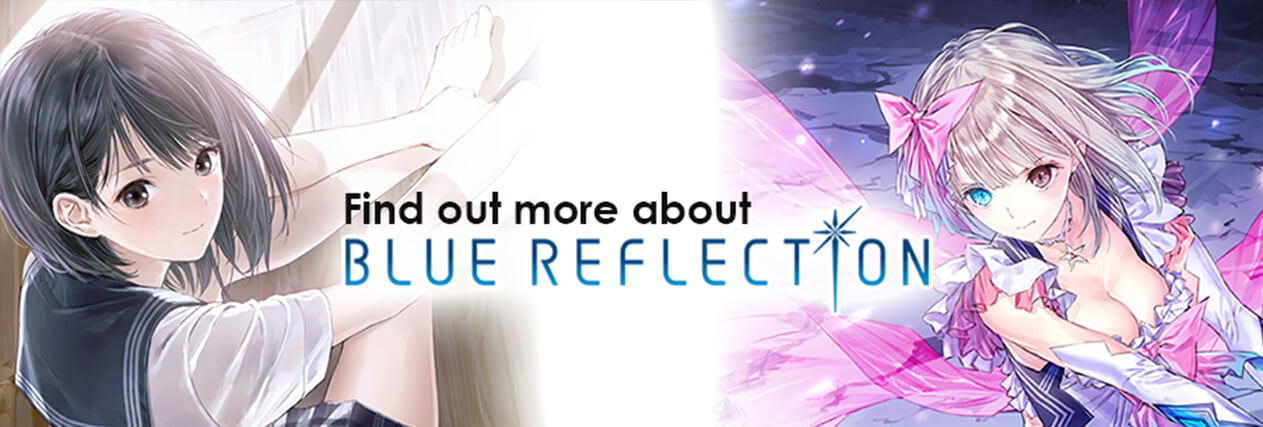 Blue Reflection on PlayStation 4 and PC