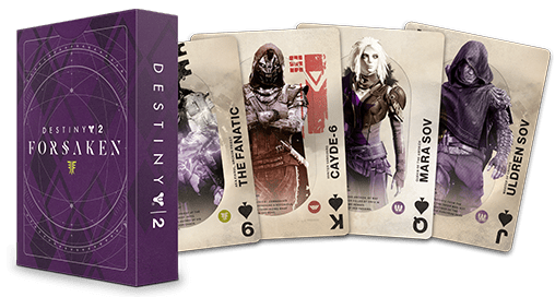 destiny 2 forsaken legendary collection collectors edition