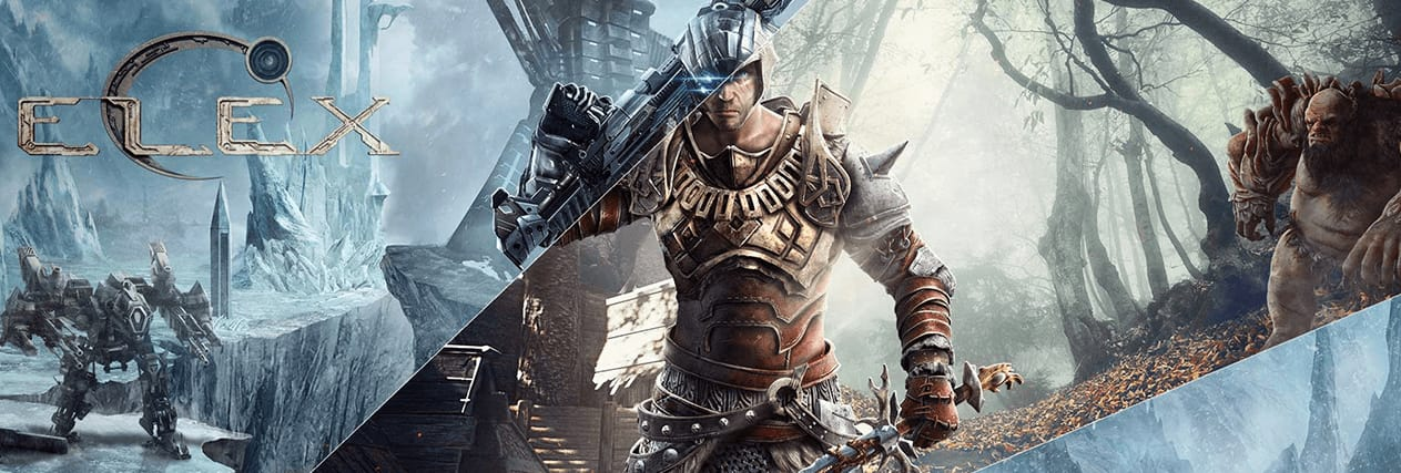 ELEX on Xbox One, PlayStation 4 and PC