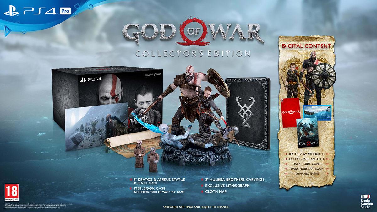 god of war collector's edition ile ilgili görsel sonucu