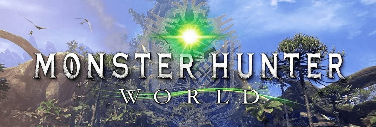 Monster Hunter World for PlayStation4 and Xbox One