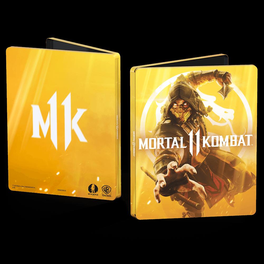 Mortal Kombat 11 Steelbook Edition - GAME Exclusive