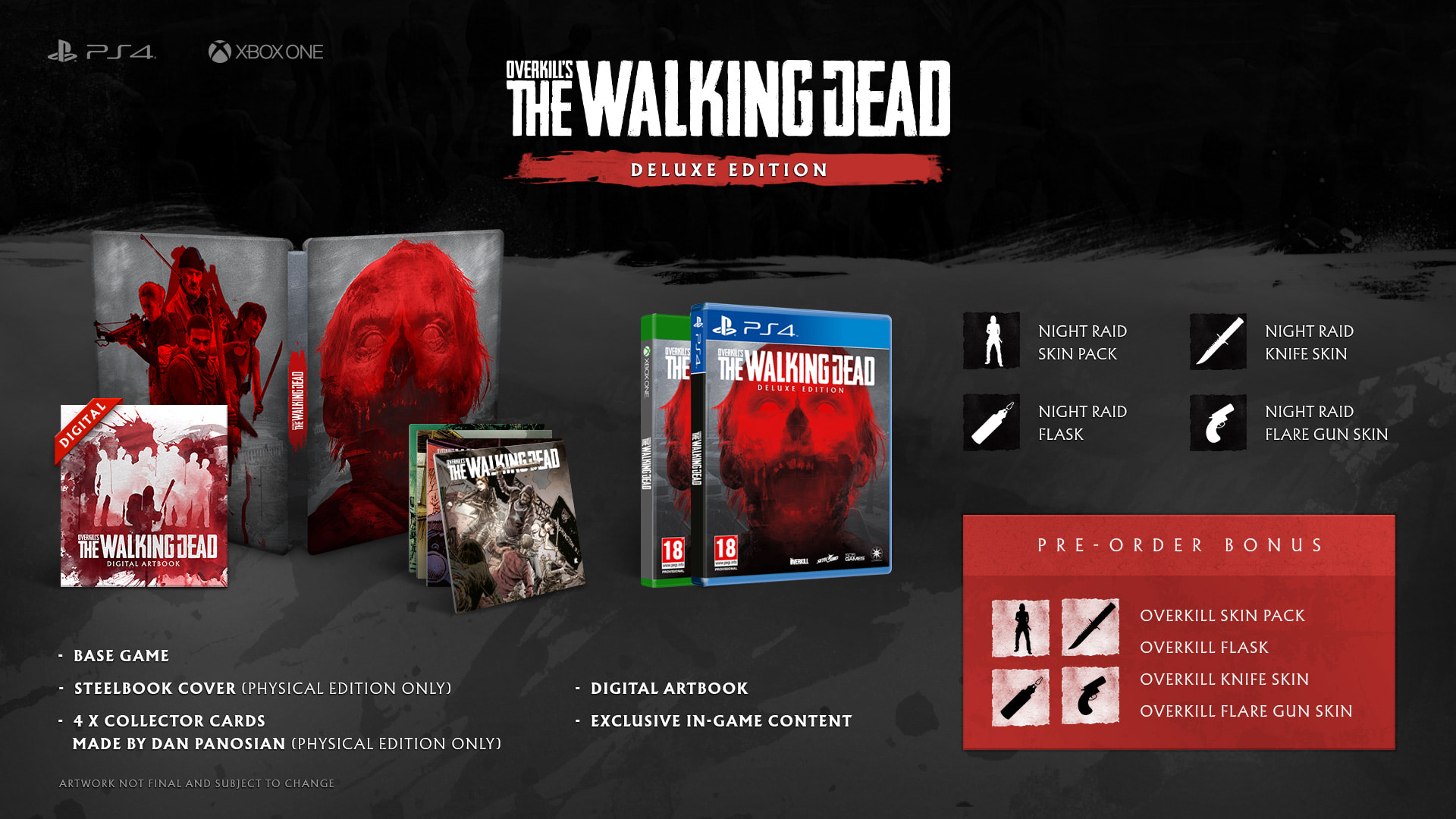 E3 2018: Overkill's The Walking Dead gets a brand new
