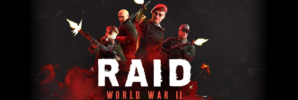 RAID World War II on PlayStation 4 and Xbox One