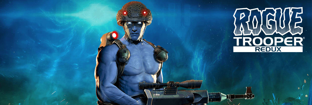 Rogue Trooper Redux on Xbox One and PlayStation 4