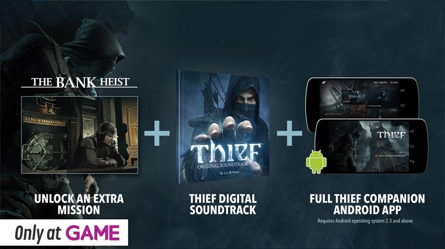 Bonus DLC, Digital Soundtrack and Android Companion App!