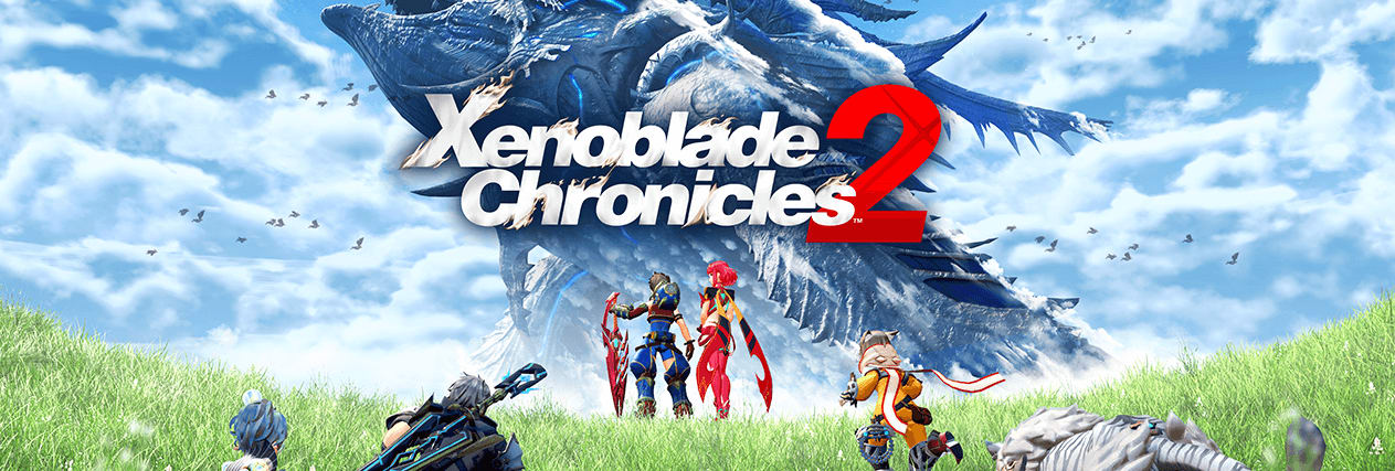 Xenoblade Chronicles 2 on Nintendo Switch