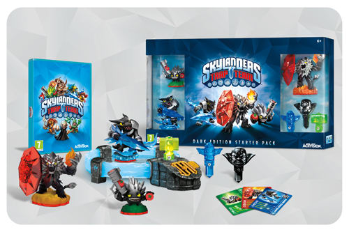 Skylanders Trap Team Preview