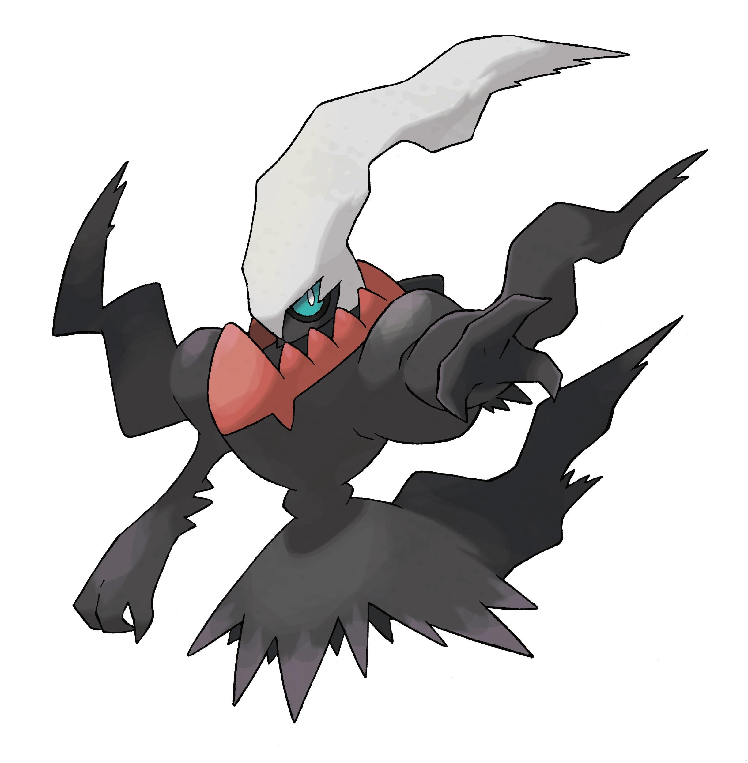 Exlusive Darkrai Pokemon giveaway in GAME Stores