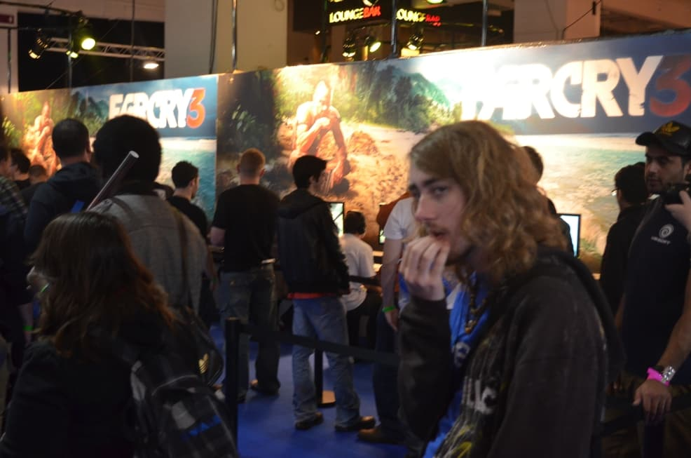 GAME played Far Cry 3 at Eurogamer Expo