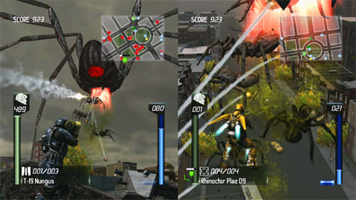 Earth Defense Force: Insect Armageddon on Xbox 360 at GAME